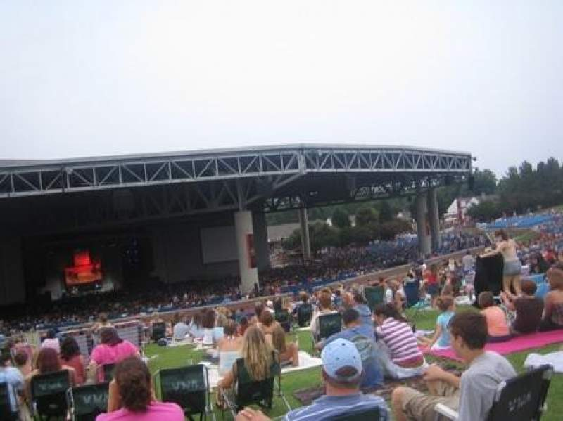 Pnc Music Pavilion Section Lawn Shared Anonymously