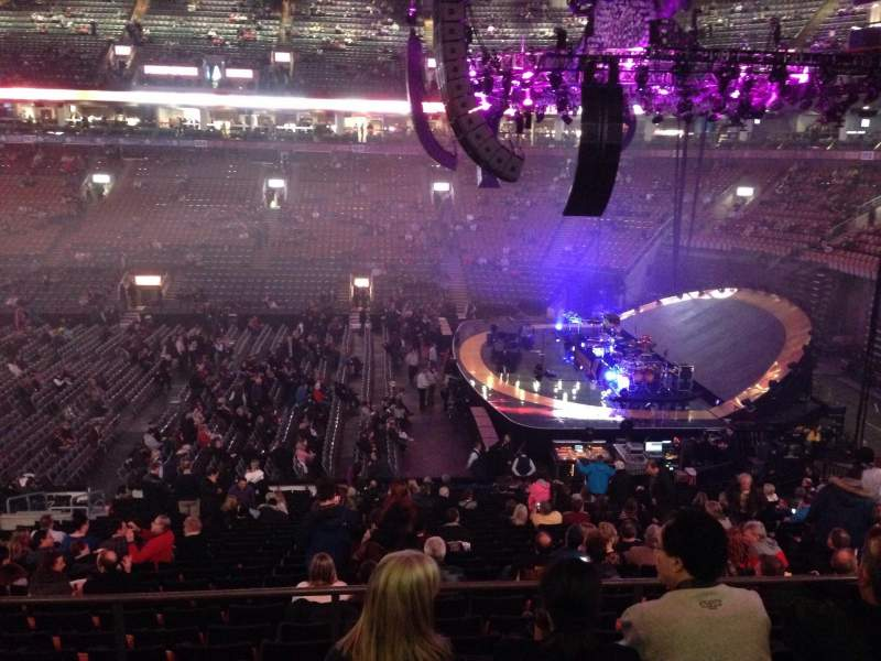 Scotiabank Arena, section: 118, row: 28, seat: 11 and 12