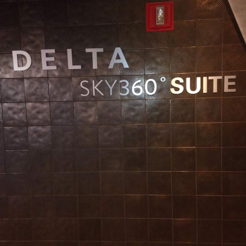 Yankee Stadium, Section Delta Sky360 Suite, Home Of New