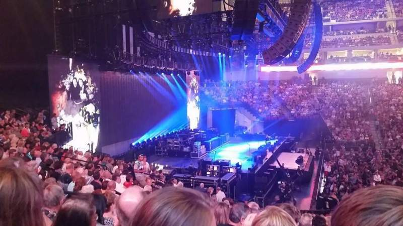 Pinnacle Bank Arena, section: 119, row: 24, seat: 10