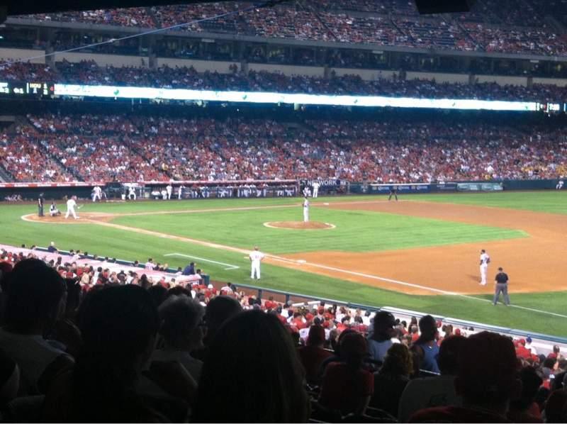 Angel Stadium, section: T226, row: K, seat: 25