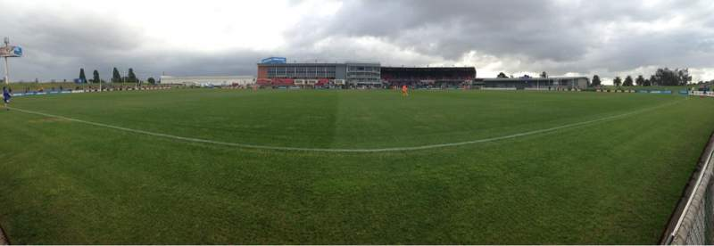 Seating view for Whitten Oval Section Doug Hawkins Wing