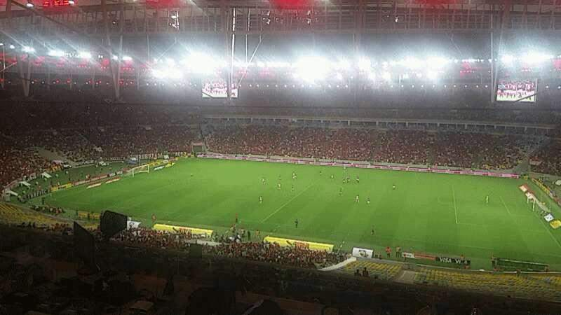 Seating view for Maracanã Stadium