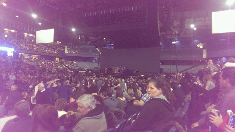 Seating view for Allstate Arena Section 111 Row FF Seat 29