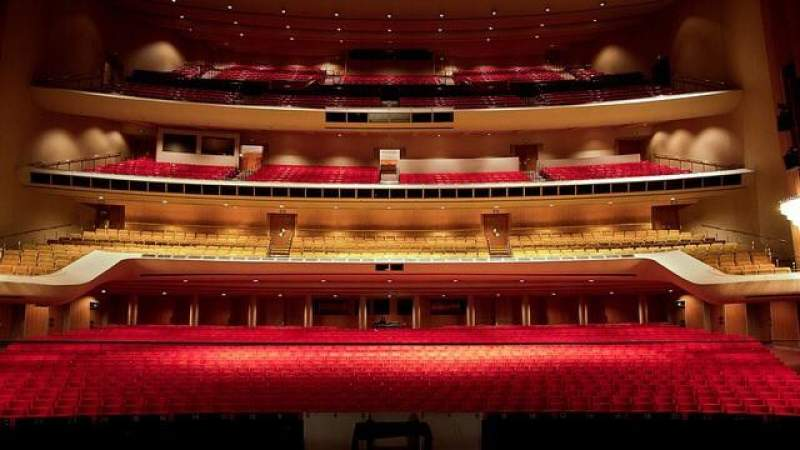 dorothy chandler seating chart: Dorothy chandler pavilion section t shared anonymously