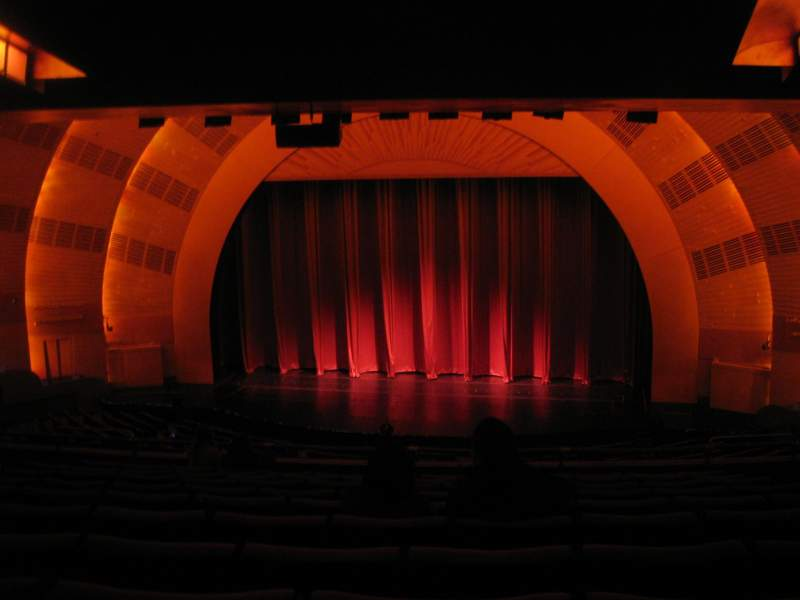 Seating view for Radio City Music Hall Section 2nd Mezzanine 3 Row K Seat 303