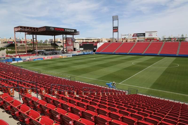 Fc Dallas Stadium Seating Brokeasshome Com