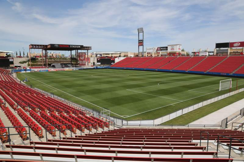 Fc Dallas Stadium Seating Brokeasshome Com