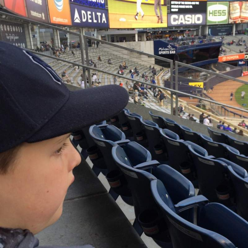 Seating view for Yankee Stadium Section 234 Row 11 Seat 19