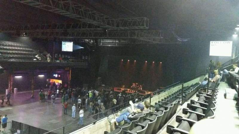 Revention Music Center, section: 294, row: D, seat: 13