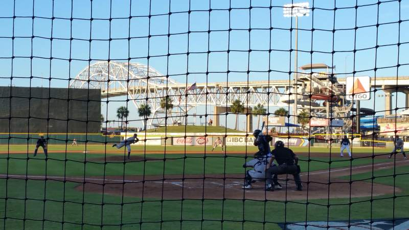 Seating view for Whataburger Field