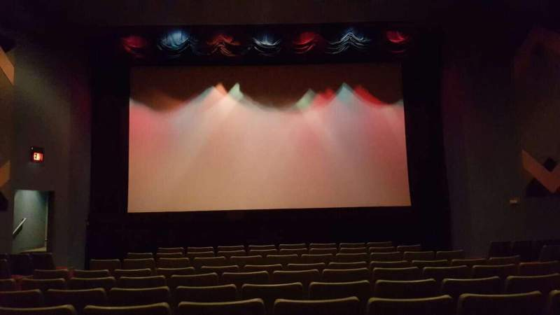 Seating view for Edina Theater