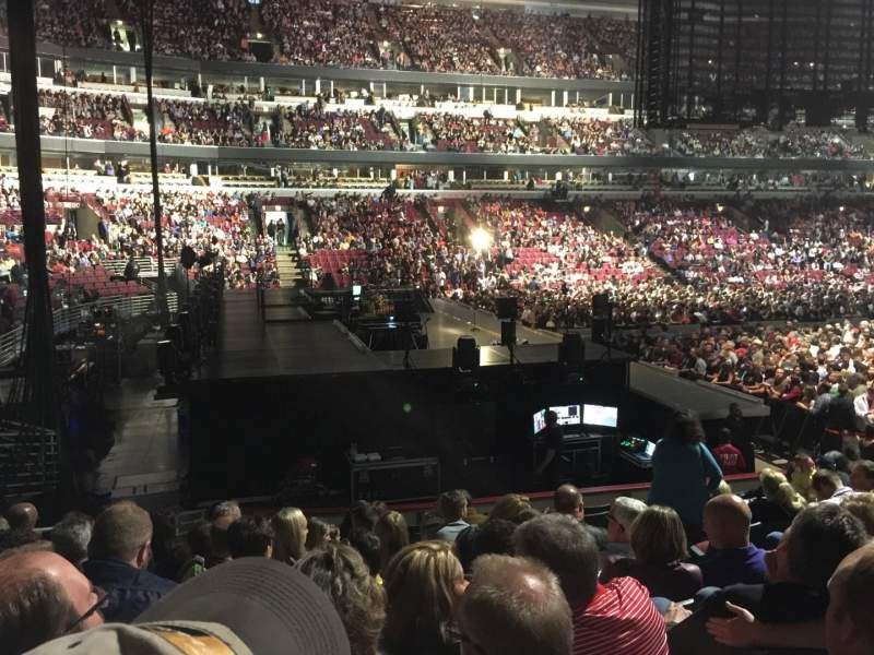United Center Section 114 Row 12 Seat 3 U2 Tour