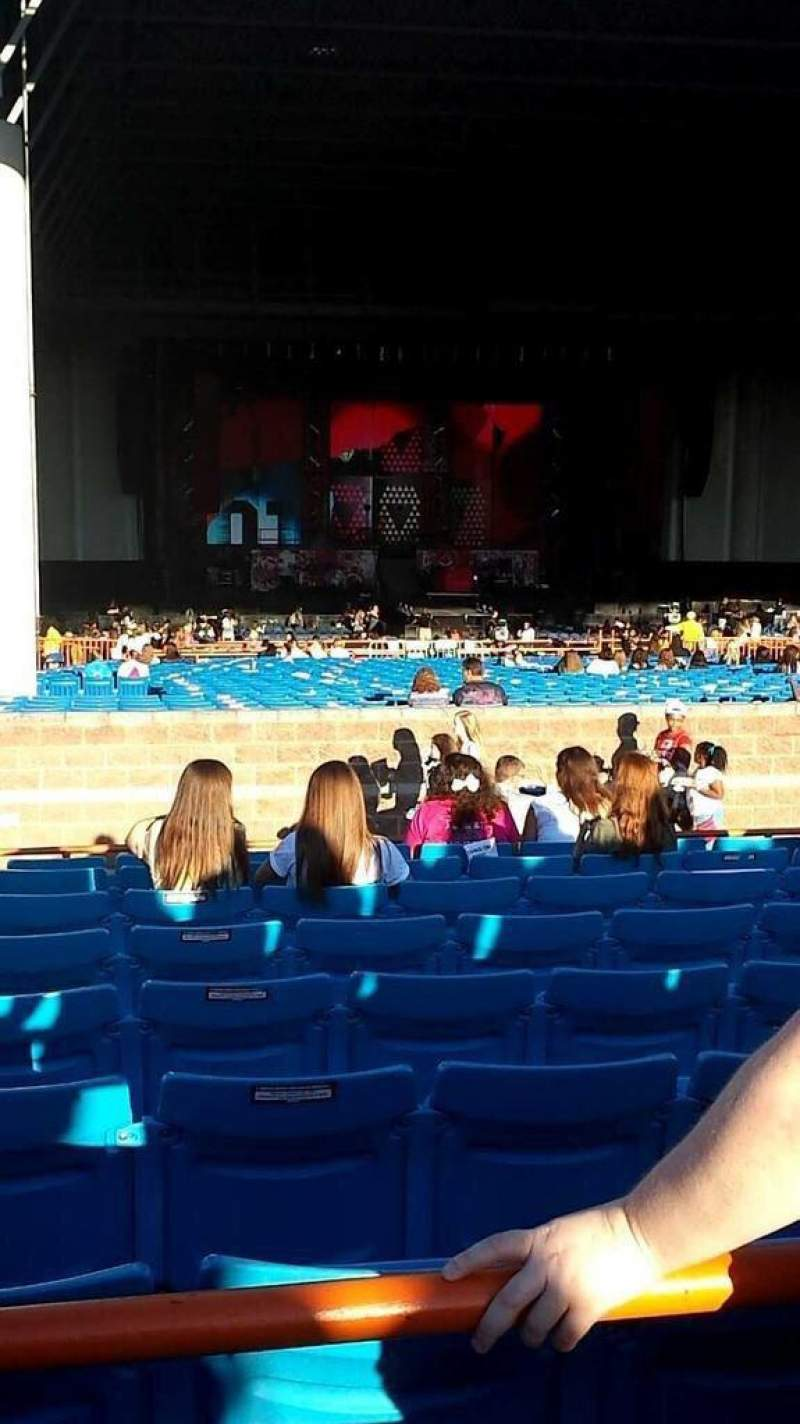 Seating view for PNC Music Pavilion Section Lawn Row GA Seat GA