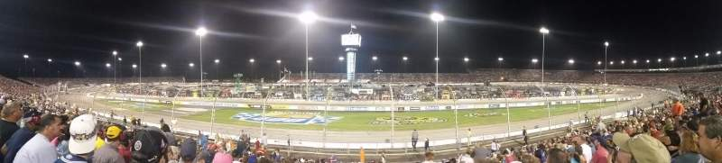 Seating view for Richmond International Raceway Section Commonwealth Row D16 Seat 11