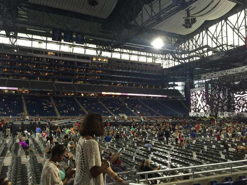 Image Result For Chase Field Concert Seating Map