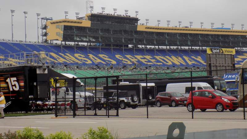 Photos At Kansas Speedway