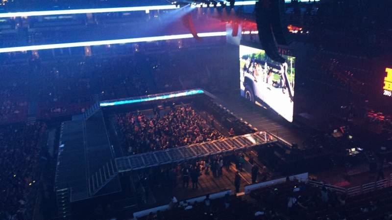 Honda Center, section: 433, row: A, seat: 10