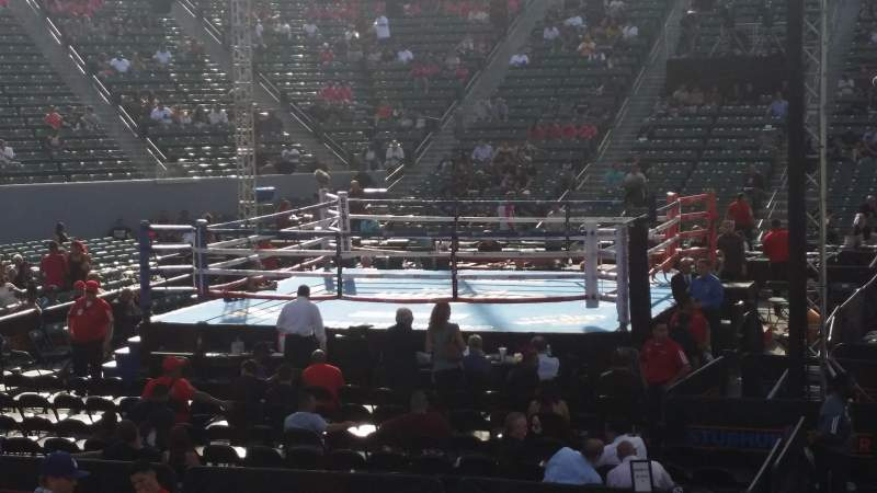 Seating view for StubHub Center Section 7 Row J Seat 12