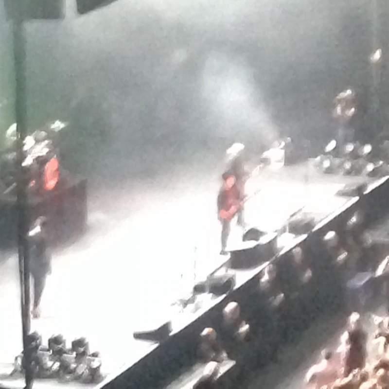 Arena Birmingham, section: 12, row: Ll , seat: 501