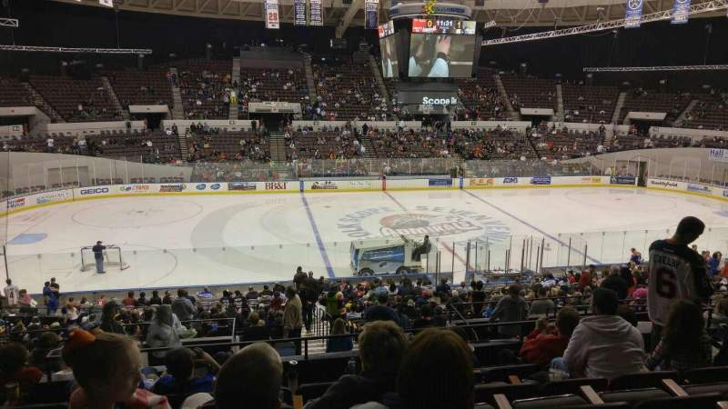 Wheeling Nailers Seating Chart Toledo Walleye Seating