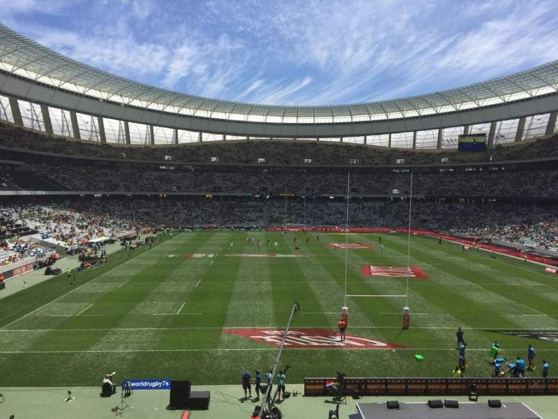 Seating view for Cape Town Stadium Section 225 Row 1 Seat 20