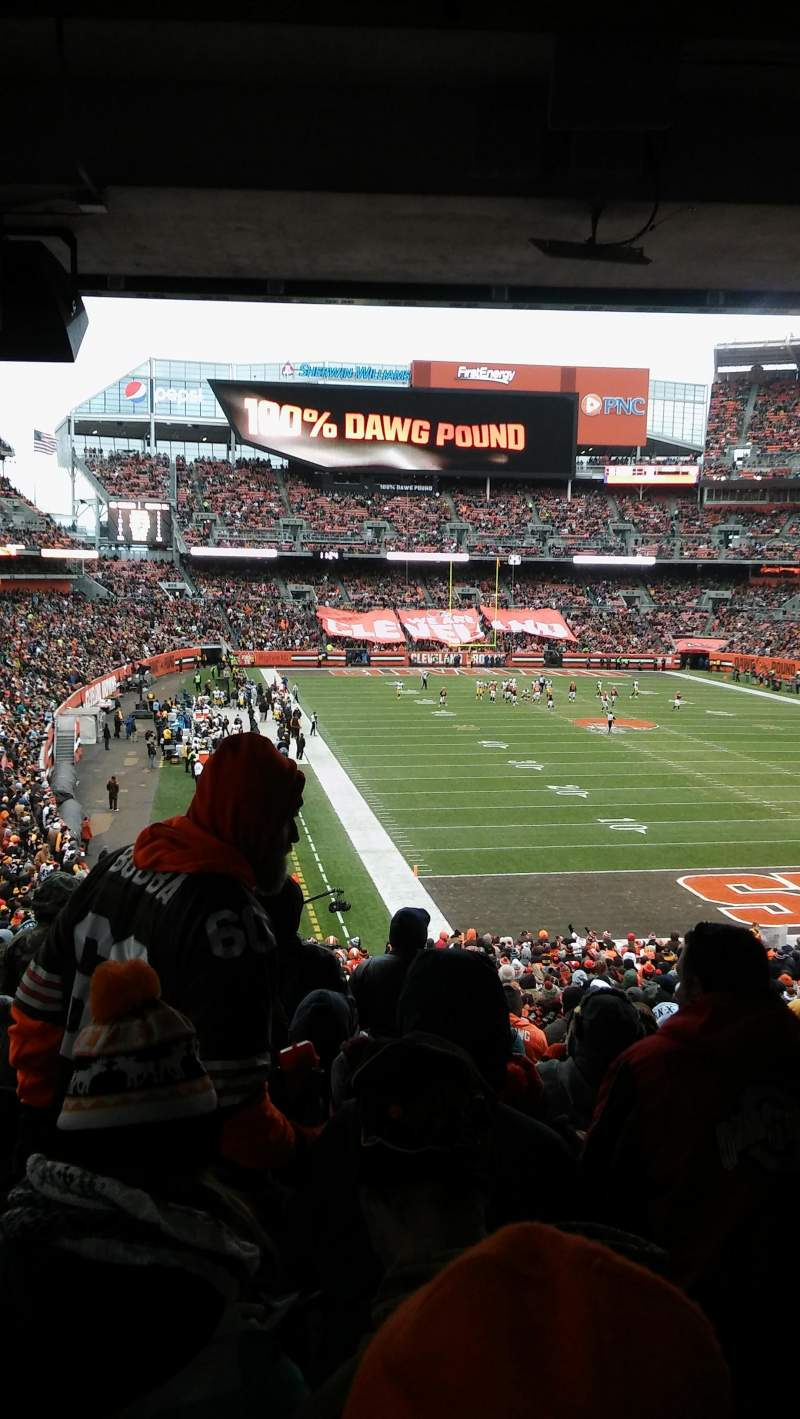 FirstEnergy Stadium, section: 118