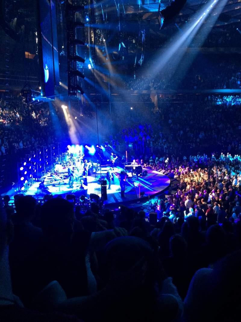 Katzennetz Balkon Mit Ticket Madison Square Garden Madison Square Garden Abschnitt 115 Heimat Von New York
