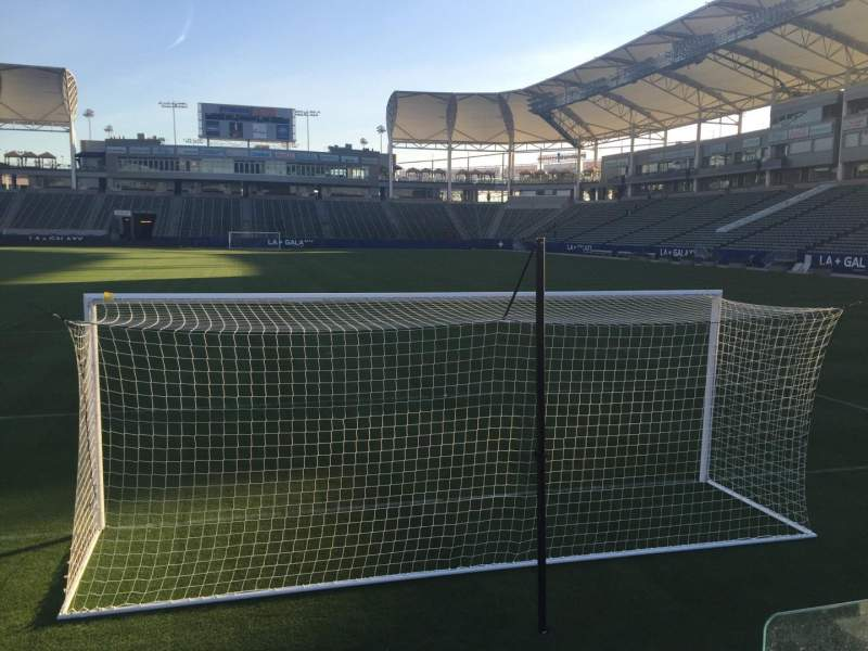 Seating view for StubHub Center Section 122 Row C Seat 15