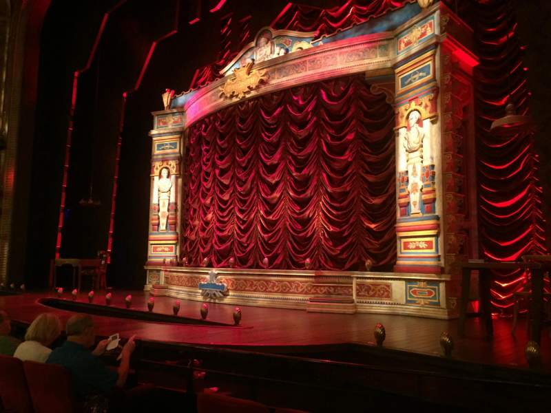 Seating view for Walter Kerr Theatre Section Orch Right Row D Seat 8