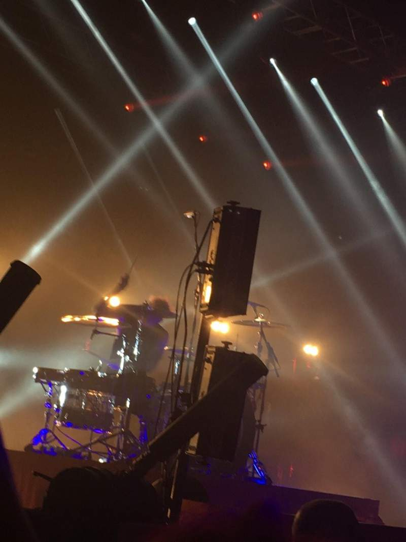Seating view for O2 Academy (Brixton)Row 2