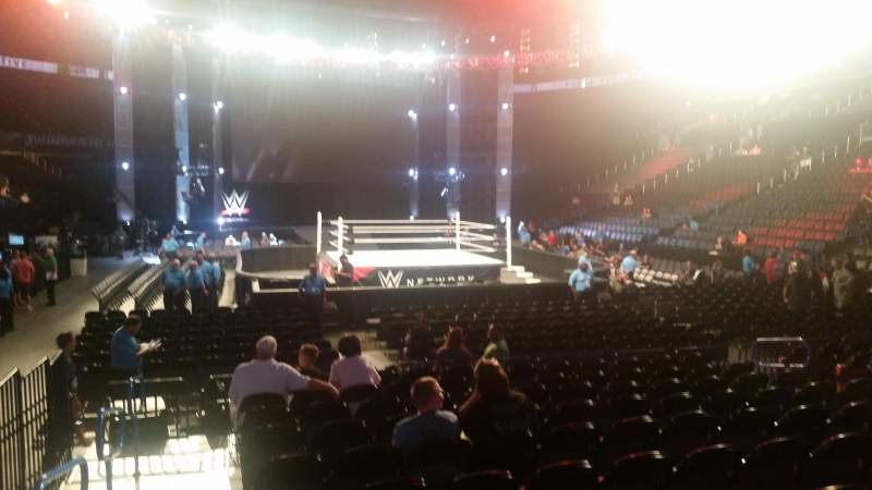 Chesapeake Energy Arena, section: 101