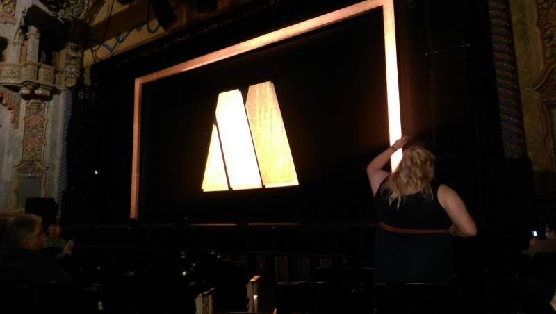 Majestic Theatre - San Antonio, section: Orchestra Right, row: H, seat: 6