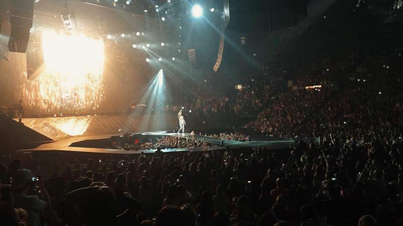 concerts at td garden. TD Garden, Section: Loge 12, Row: 7, Seat: 9 Concerts At Td Garden