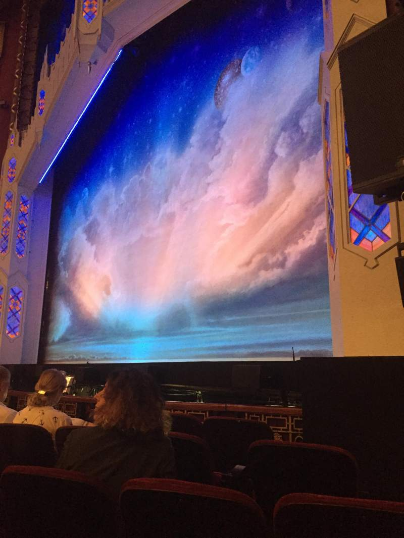 Seating view for CIBC Theatre Section Orchestra R Row E Seat 18