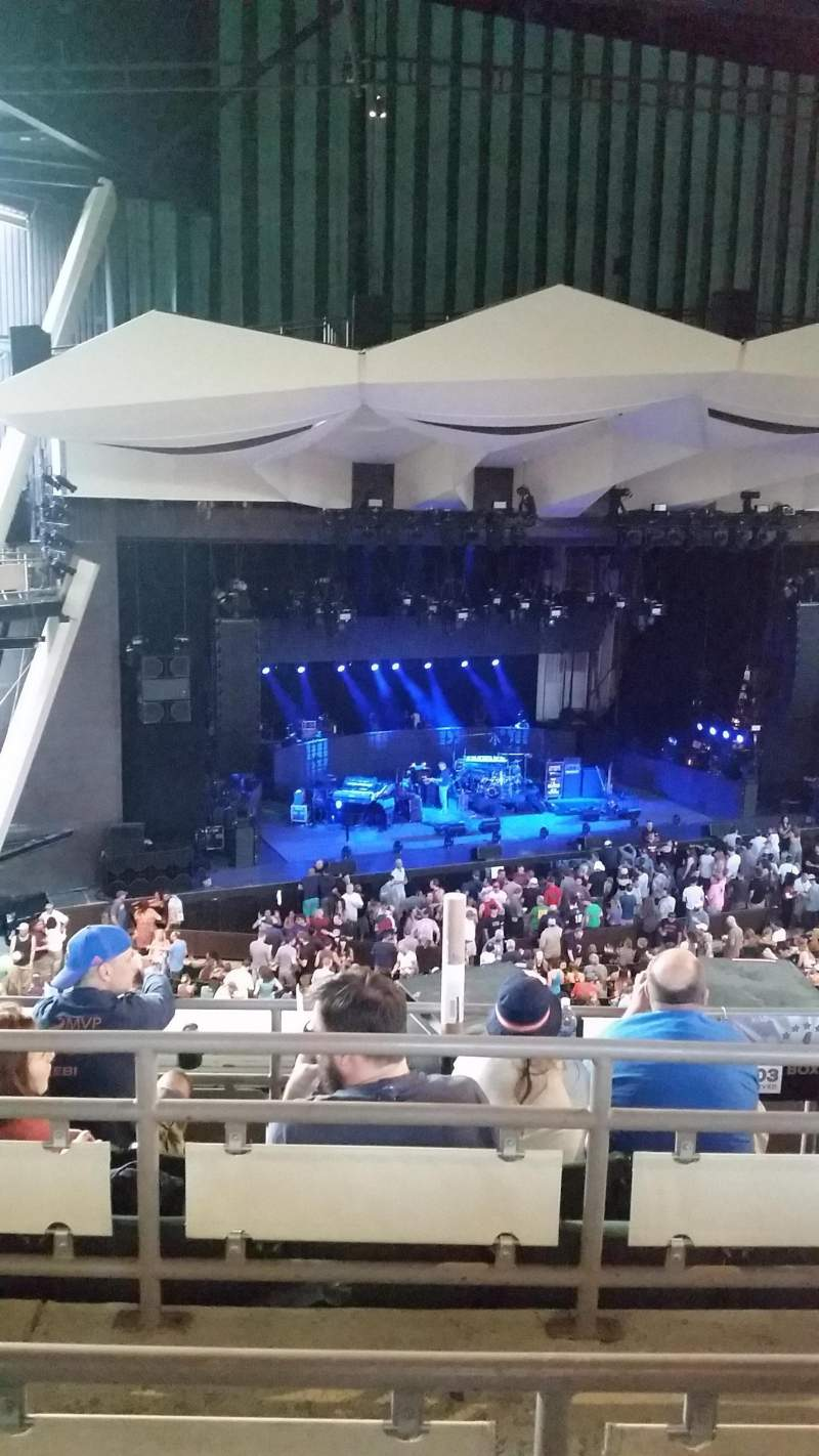 Saratoga Performing Arts Center, section: 17, row: D, seat: 21