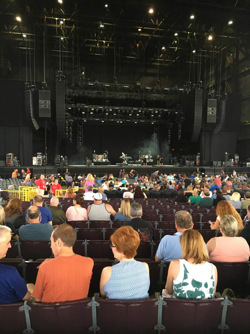 Jiffy Lube Live, section: 102, row: S, seat: 45