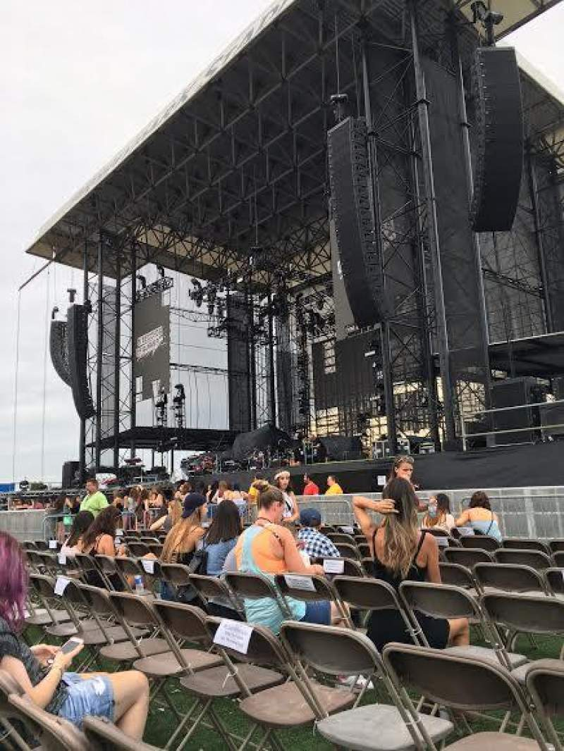Seating view for Hershey Park Stadium Section A Row 9 Seat 20