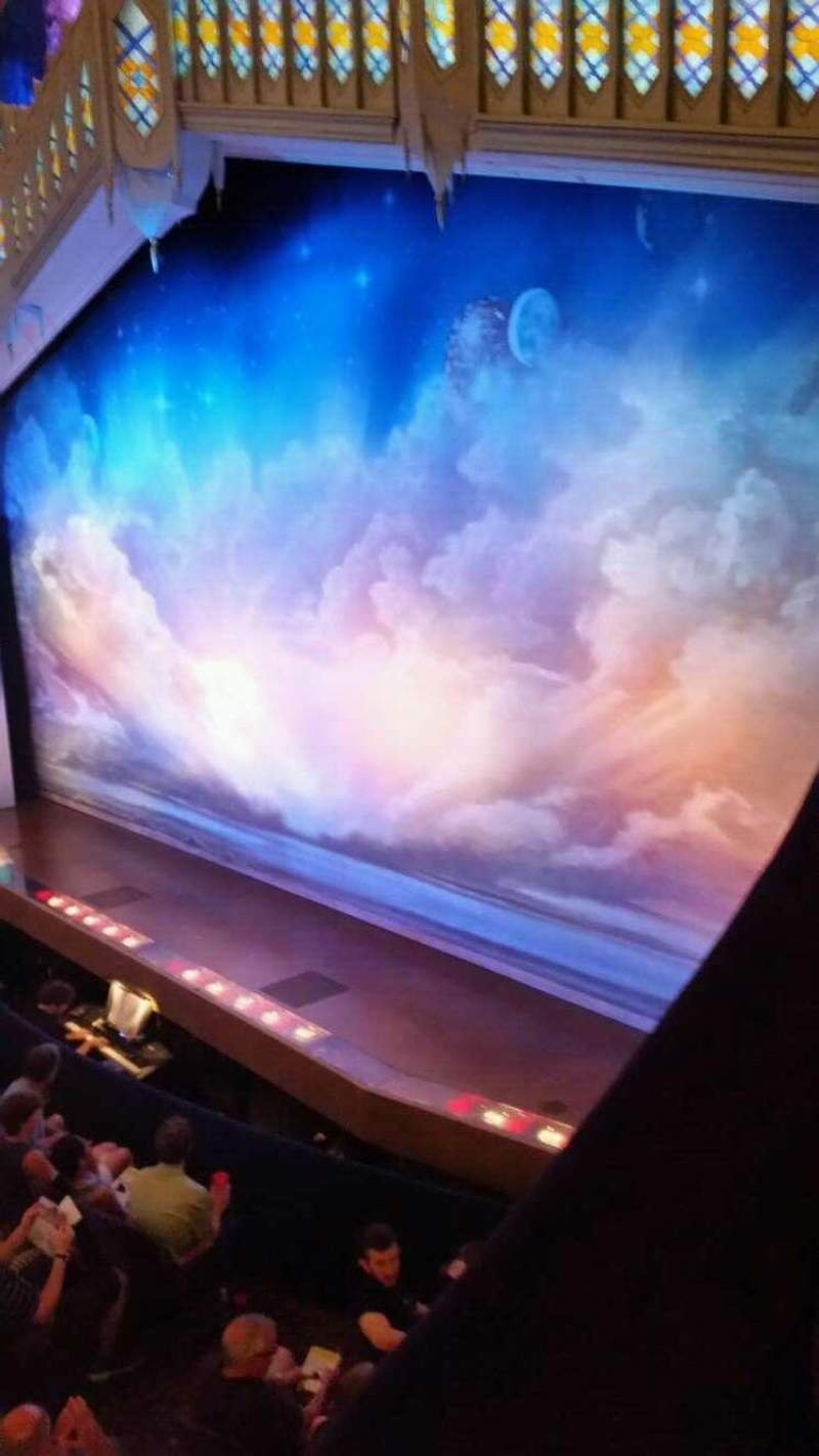 Seating view for Eugene O'Neill Theatre Section RIGHT Box Row B Seat 4