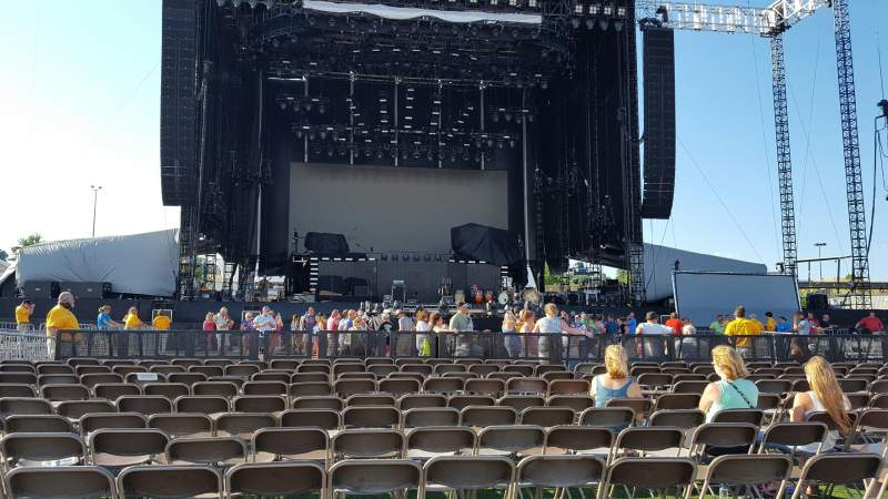 Seating view for Hershey Park Stadium Section B Row 30 Seat 30