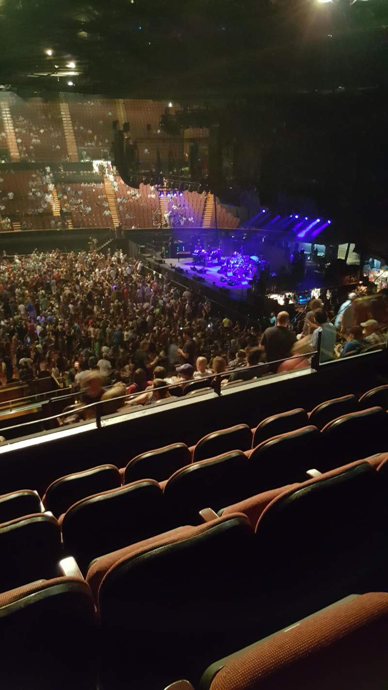 The Forum, section: 209, row: 5, seat: 7