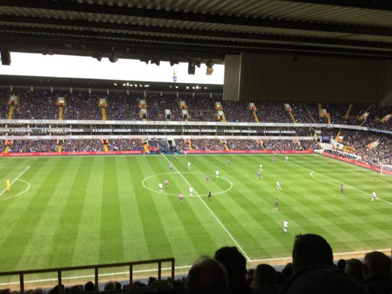 Seating view for White Hart Lane Section E