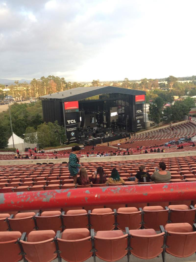 Seating view for Irvine Meadows Amphitheatre Section Lawn Row GA Seat GA