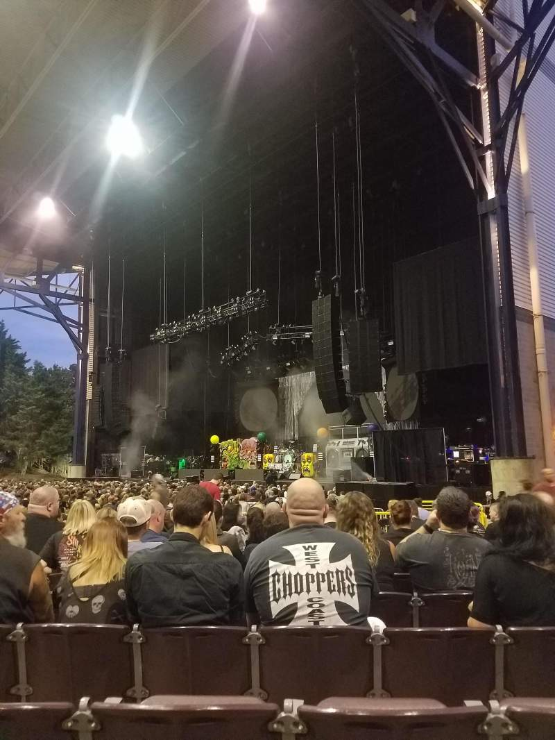 Jiffy Lube Live, section: 101, row: M, seat: 13