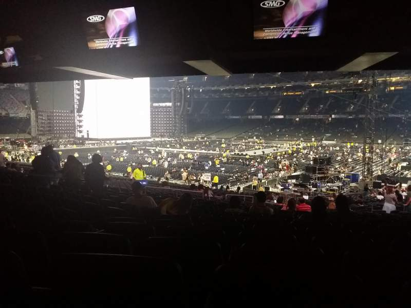 Mercedes-Benz Superdome, section: 109, row: 35, seat: 24
