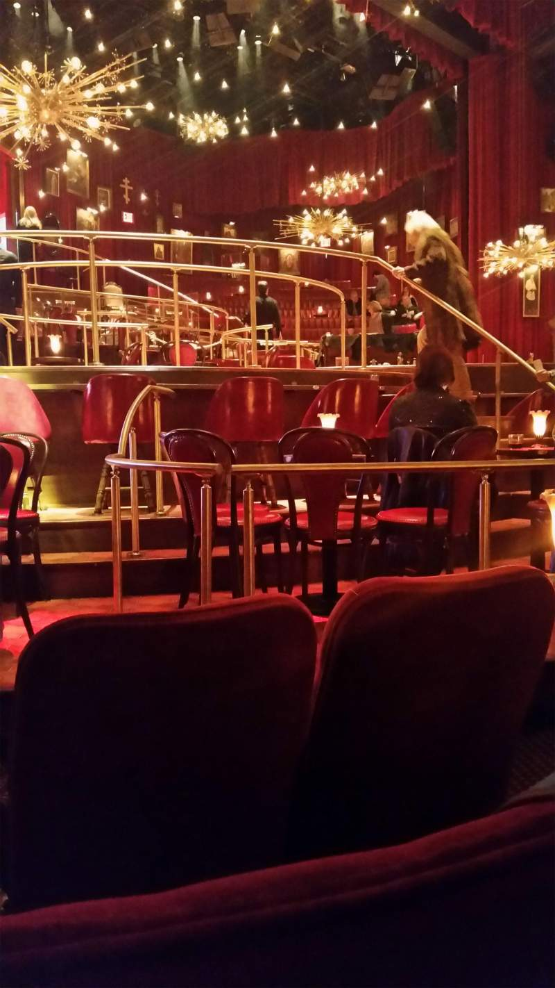 Seating view for Imperial Theatre