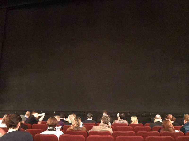 Seating view for Ethel Barrymore Theatre Section Orchestra C Row F Seat 112