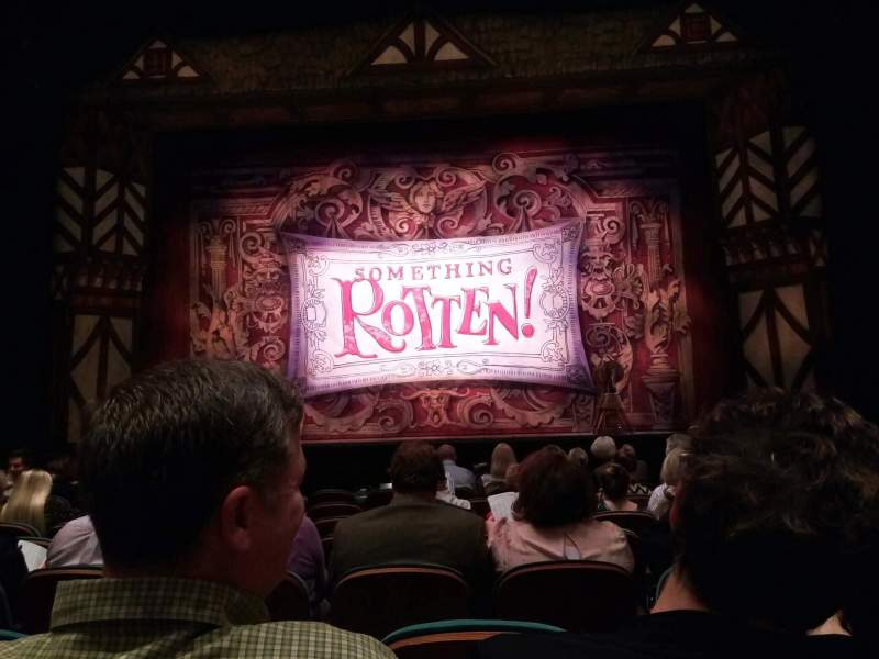 Seating view for Procter And Gamble Hall at the Aronoff Center Section Orchestra C Row D Seat 211