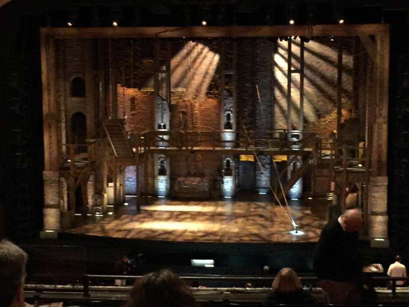 Orpheum Theatre (San Francisco), section: Mezzanine RC, row: K, seat: 110