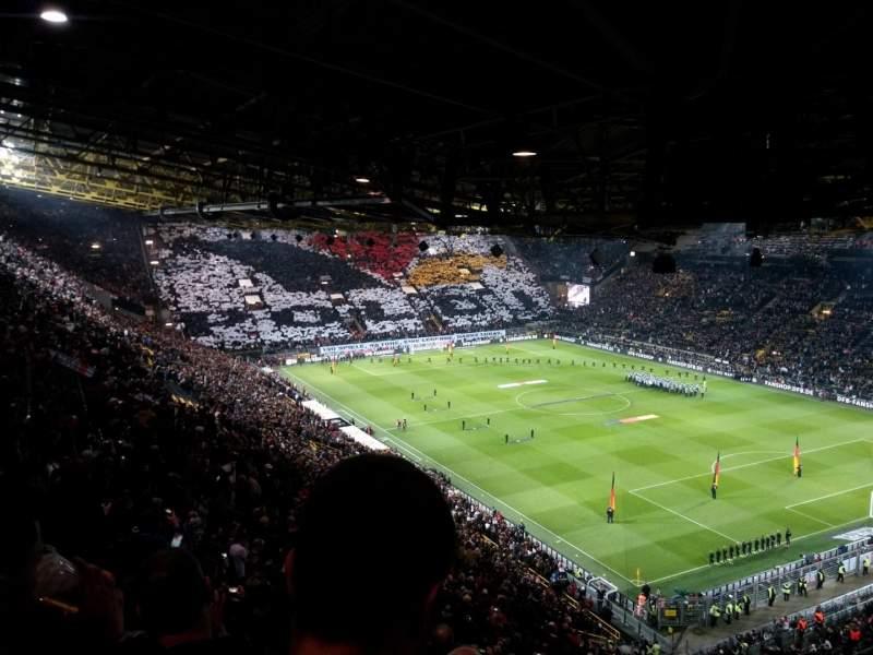 Signal Iduna Park, home of Borussia Dortmund